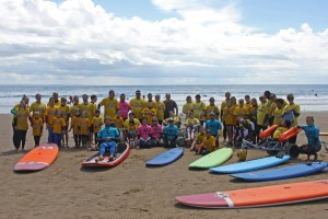 Surf Weekend - Caswell Bay 2017