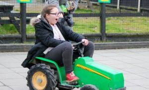 Heather Tractor